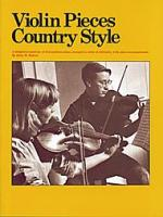 Violin Pieces Country Style (164)