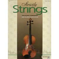Strictly Strings Viola Book 3 (16860)
