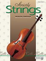 Strictly Strings Cello Book 3 (16861)