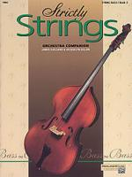 Strictly Strings String Bass Book 3 (16862)