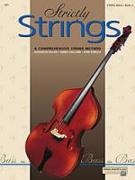 Strictly Strings String Bass Book 2 (4397)