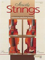 Strictly Strings Piano Accompaniment Book 1 (5298)