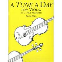 A Tune A Day For Viola- Book 1 (9387)