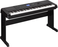 Yamaha DGX-660 Digital Piano Black (DGX660B)