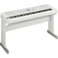Yamaha DGX-660 Digital Piano White (DGX660WH)
