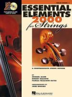 Essential Elements 2000 For Strings Book 1 - Cello (EE2KSCE)