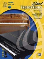 Band Expressions Book 1- Piano (EMCB1017CD)