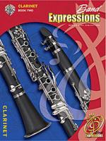 Band Expressions Book 2-Clarinet (EMCB2004CD)