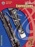 Band Expressions Book 2-Bassoon (EMCB2007CD)