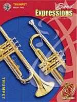 Band Expressions Book 2- Trumpet (EMCB2011CD)