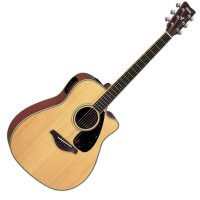 Yamaha FGX720SCA Acoustic-Electric Guitar (FGX720SCA)
