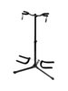 ON-STAGE DOUBLE GUITAR STAND (GS7252B)