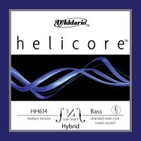 Helicore Hybrid 3/4 Bass E String (HH61434M)