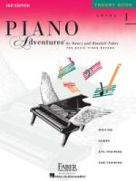 Piano Adventures Level 1 - Theory Book (HL00420172)