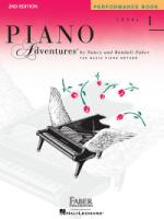 Piano Adventures Level 1 - Performance Book (HL00420173)
