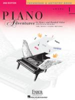 Piano Adventures Level 1 - Technique & Artistry Book (HL00420190)