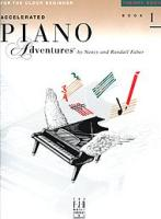 Accelerated Piano Adventures Book 1 - Theory Book (HL00420228)