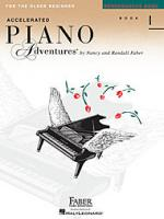 Accelerated Piano Adventures Book 1 - Performance Book (HL00420229)