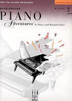 Accelerated Piano Adventures Book 2 - Lesson Book (HL00420231)