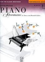 Accelerated Piano Adventures Book 2 - Performance Book (HL00420232)
