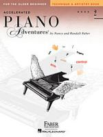 Accelerated Piano Adventures Book 2 - Technique and Artistry Book (HL00420265)