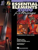 Essential Elements 2000 Book 2- Teachers Manual (HL00868056)