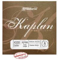 Kaplan Solutions 4/4 Cello A String (KS51144M)