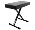 ON-STAGE KT7800+ DELUXE  KEYBOARD/PIANO BENCH (KT7800+)