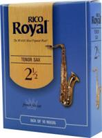 Rico Royal Bb Tenor Sax Reeds Box of 10 (RRYLTS)