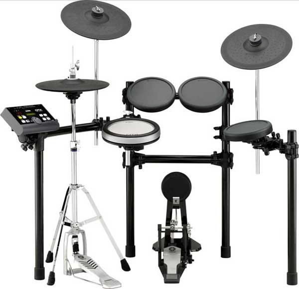 yamaha dtx532k electronic drum kit. Black Bedroom Furniture Sets. Home Design Ideas