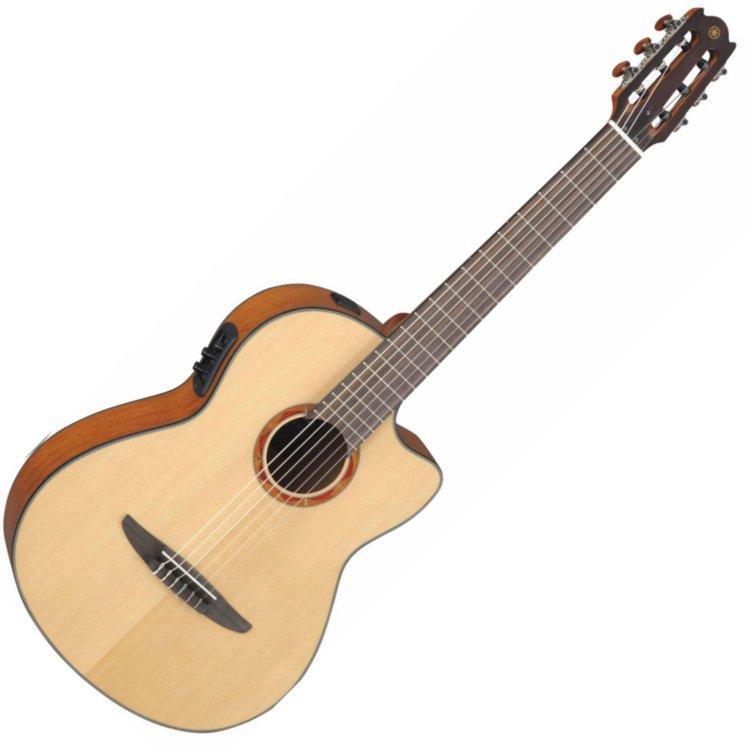 yamaha ncx700 acoustic electric guitar. Black Bedroom Furniture Sets. Home Design Ideas