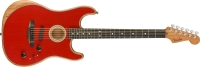 Fender American Acoustasonic Stratocaster Dakota Red (0972023254)