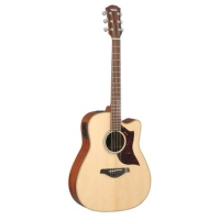 Yamaha A1M Acoustic-Electric Guitar w/ Hard Case (A1MHC)