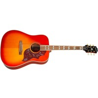 Epiphone Hummingbird Fishman Sonitone Aged Cherry Sunburst Gloss Acoustic-Electric Guitar (IGMTHUMACHGH1)