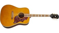 Epiphone Hummingbird Fishman Sonitone Aged Natural Antique Gloss Acoustic-Electric Guitar (IGMTHUMANAGH1)