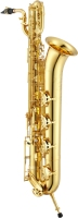 JBS1100 JUPITER GOLD-LACQUERED BARITONE SAXOPHONE WITH METAL TONE BOOSTERS (JBS1100)