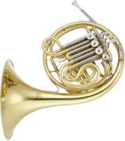 JHR1100 JUPITER DOUBLE F/Bb FRENCH HORN (JHR1100)