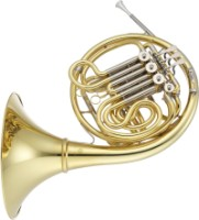 JHR1110D JUPITER DOUBLE F/Bb FRENCH HORN WITH SCREW-ON BELL (JHR1110D)